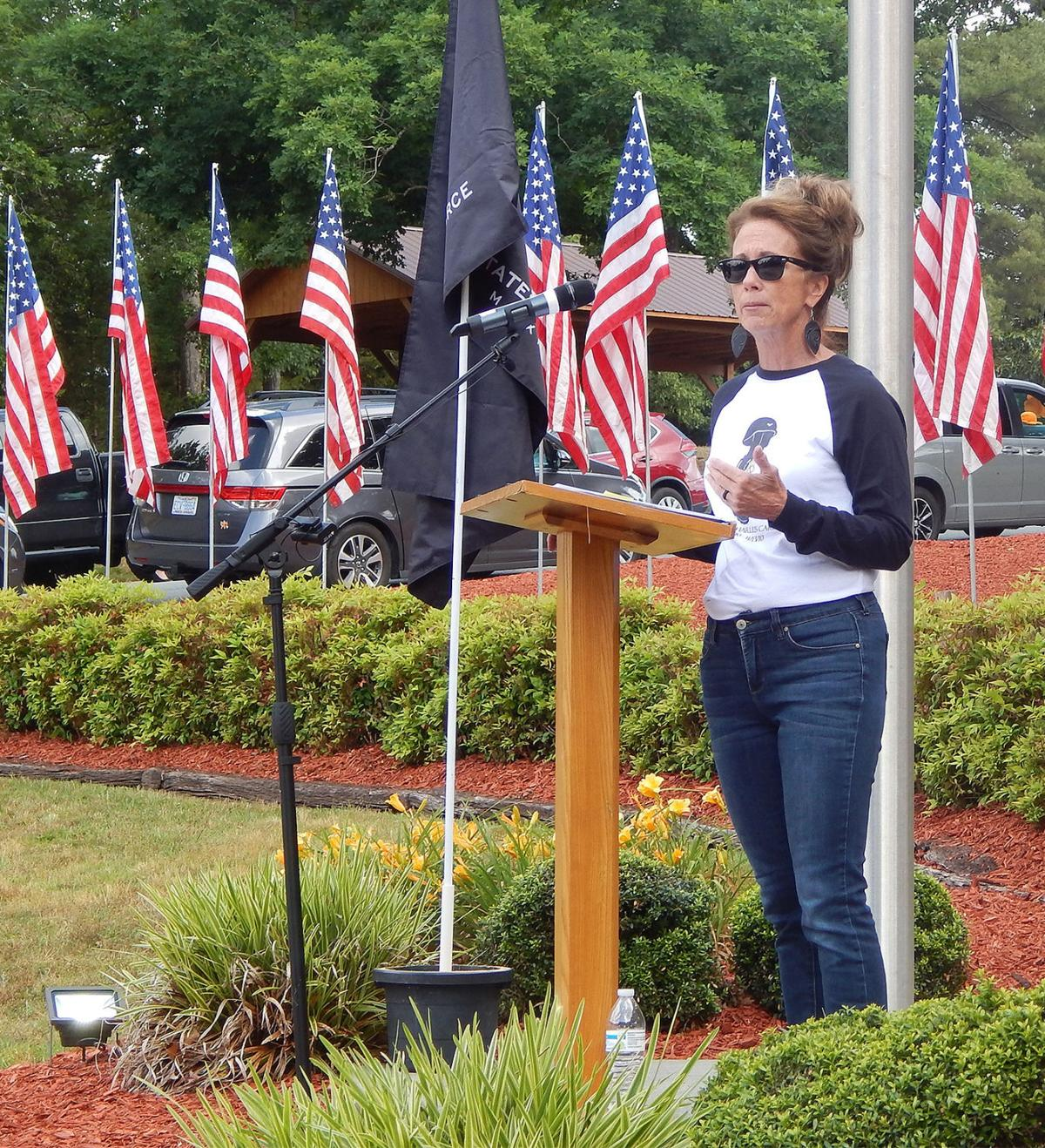 Memorial Day event honors the fallen