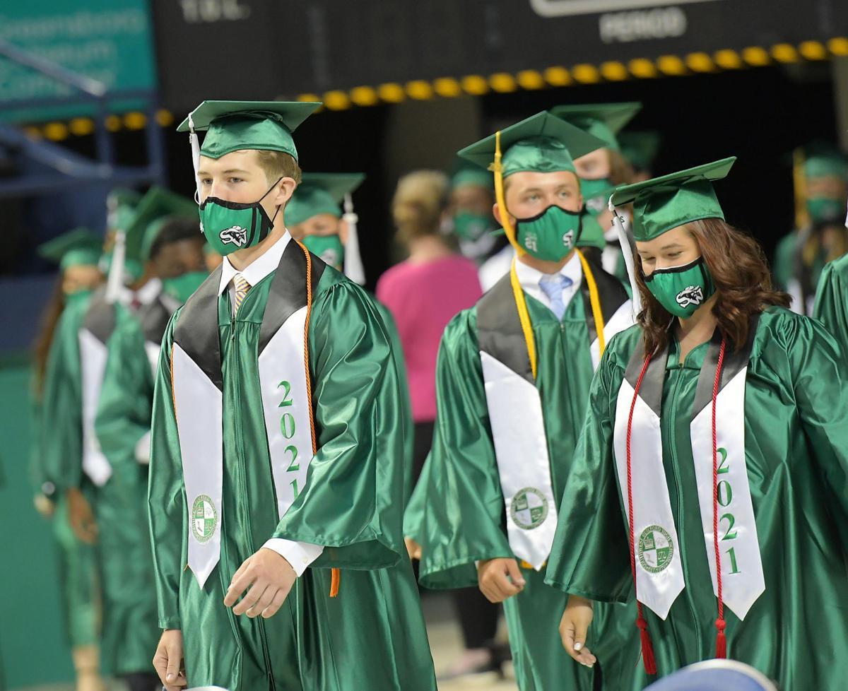 Southwest Guilford Graduation