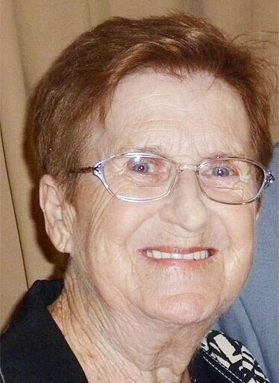 "Dorothy Hughes ""Dot"" Evans"
