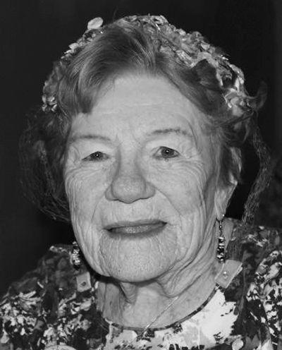 Thelma Mae Mann Smith