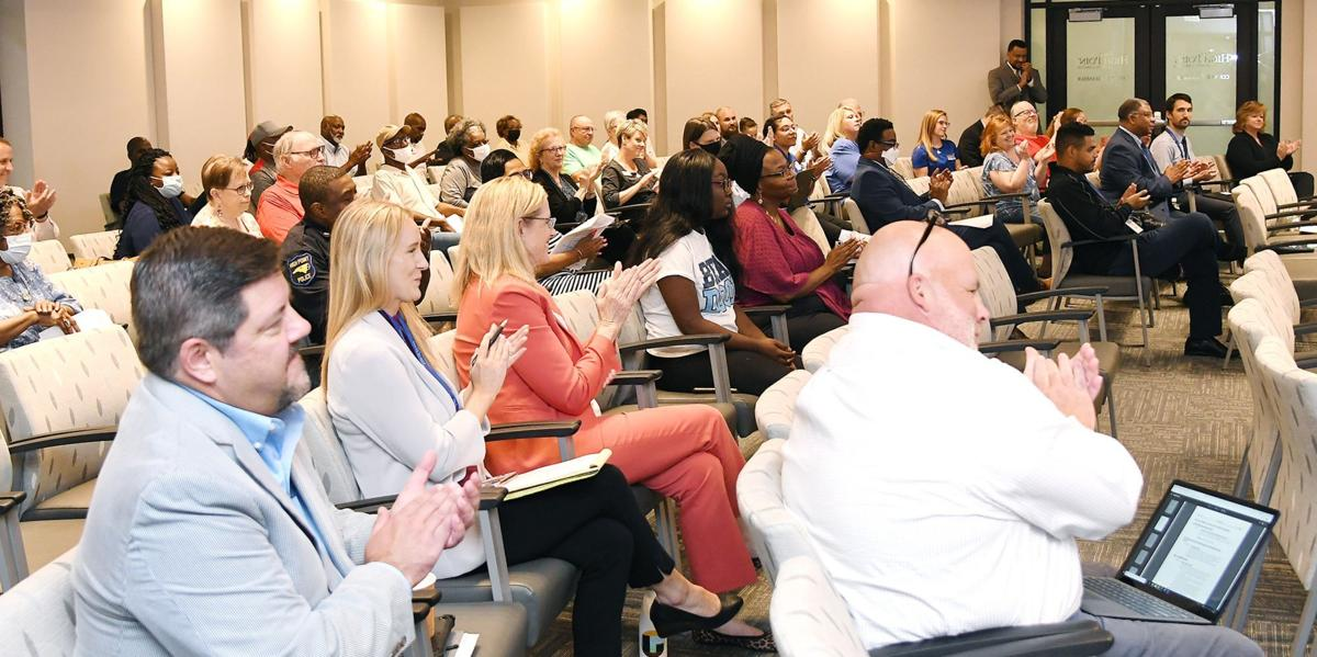 City council audience