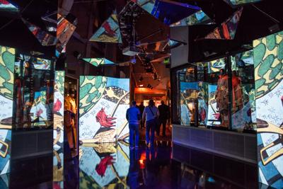 MoPOP Marvel Opening (Photo by Christine Mitchell)