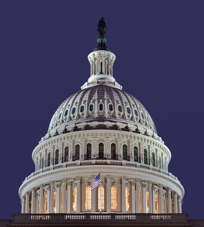Washington dome
