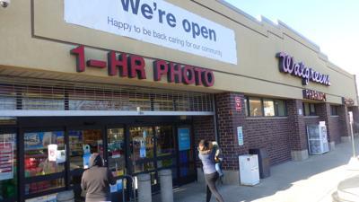 Walgreens reopens