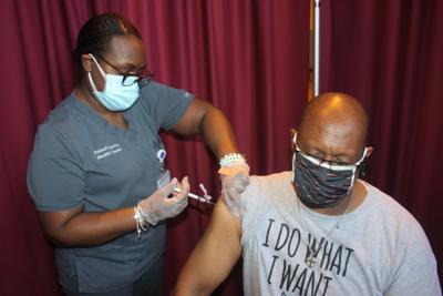 Vaccination April 2