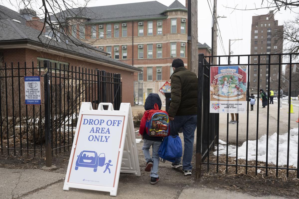 Schools reopen #1