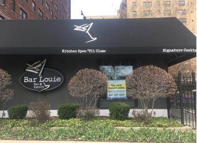 Bar Louie facade