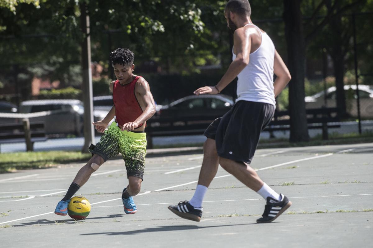 street soccer #2