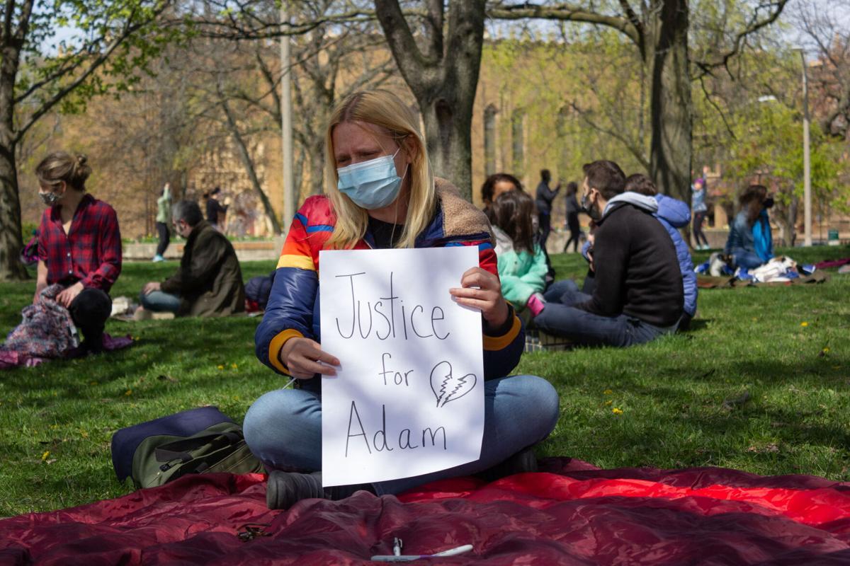 Nichols Park sit-in