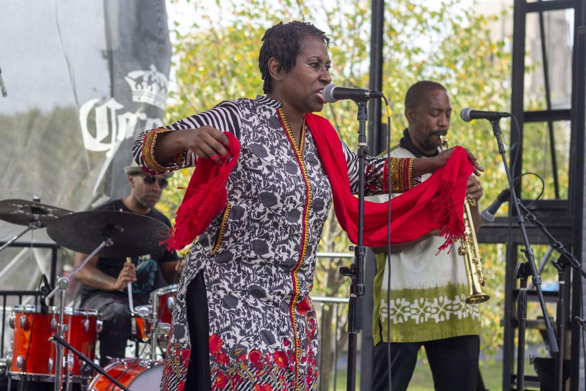 Hyde Park Jazz Festival rocks neighborhood
