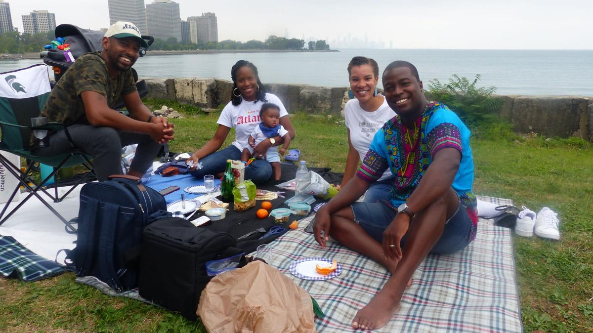 Picnic at the Point