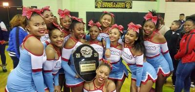 Kenwood Cheerleading Team Crowned 2020 Chicago Public League City Champions