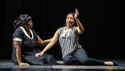 A bumpy ride at Chicago Opera Theater world premiere