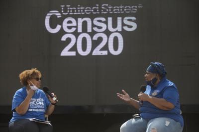 census rally pix