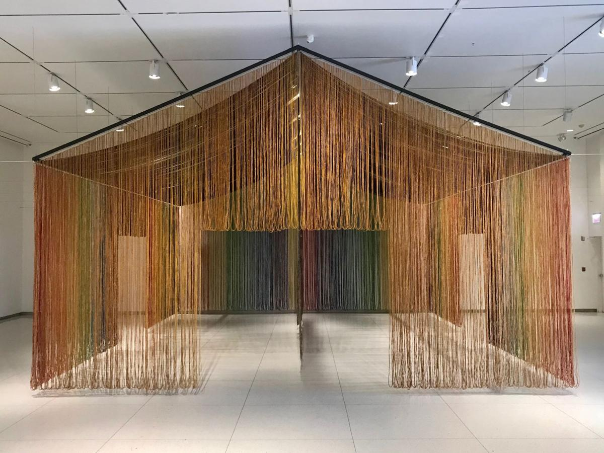 'Allure of Matter: Material Art from China' extends across galleries in Hyde Park, Lincoln Park