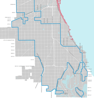 city scooter map