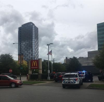 McDonald's shooting