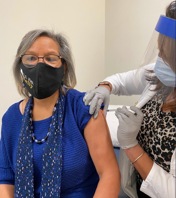 Kelly vaccine