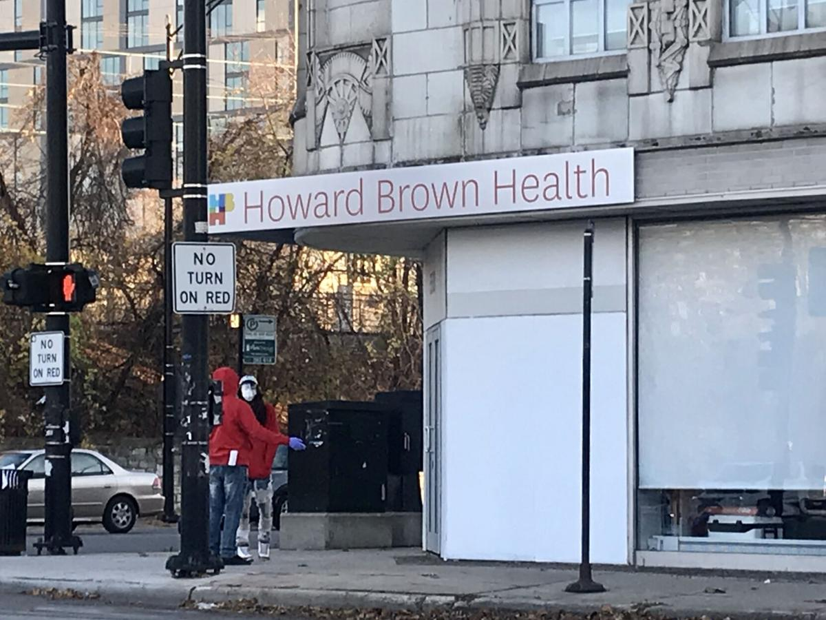 Howard Brown COVID