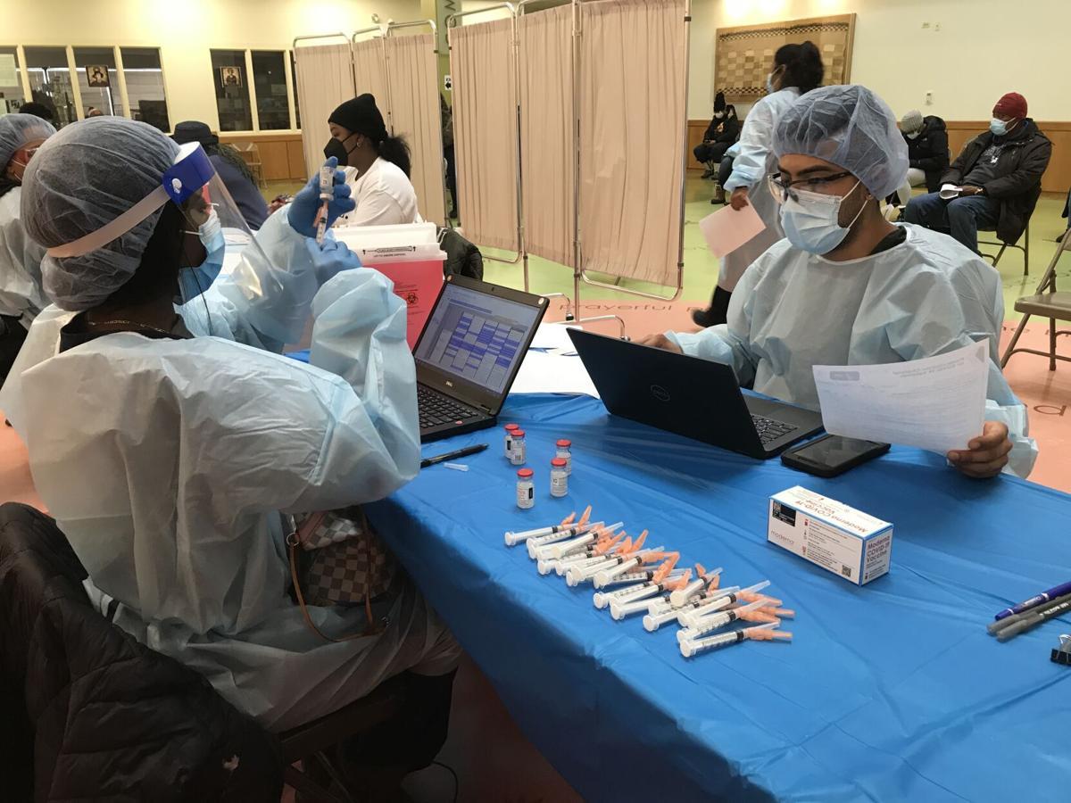 HBH vaccination