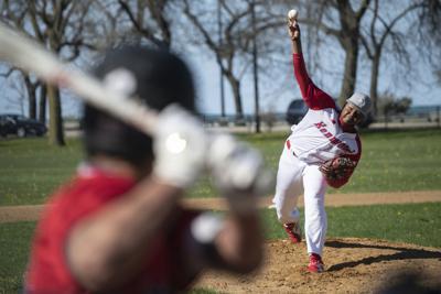 Kenwood baseball