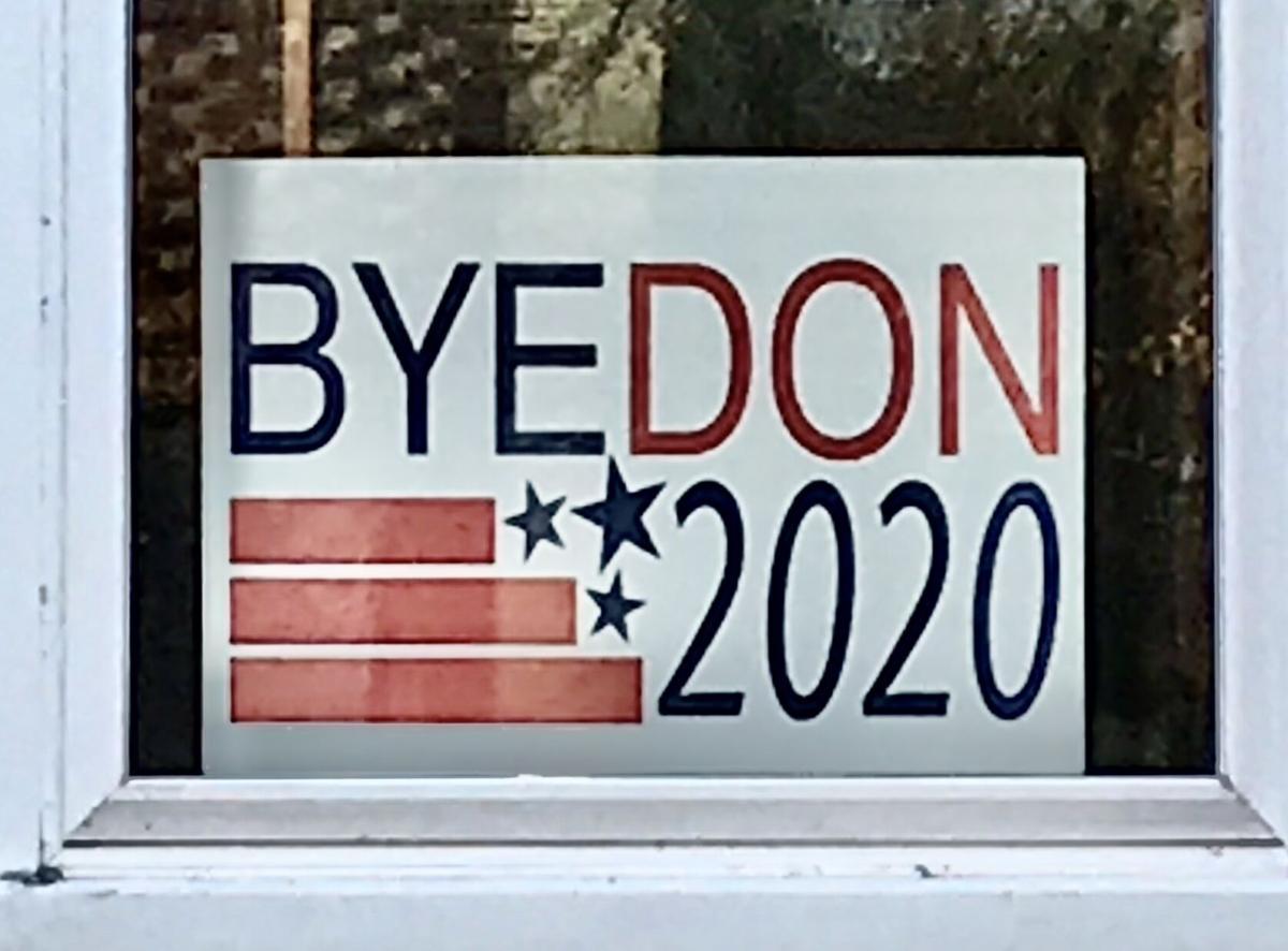 Byedon sign