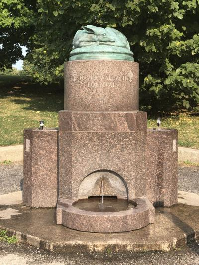 Wallach Fountain