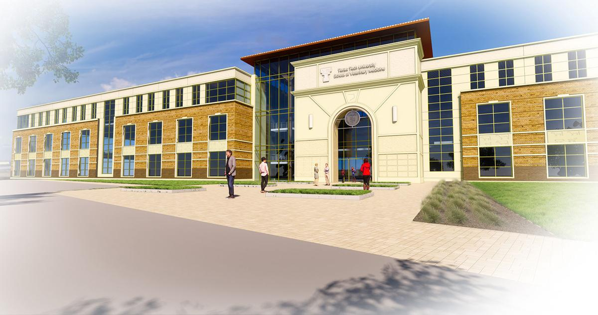 Texas Tech To Establish A New Vet School In Amarillo Livestock Hpj Com