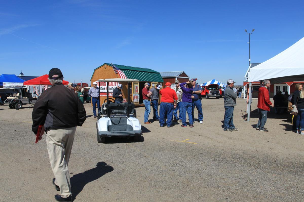 3i Show returns to Dodge City