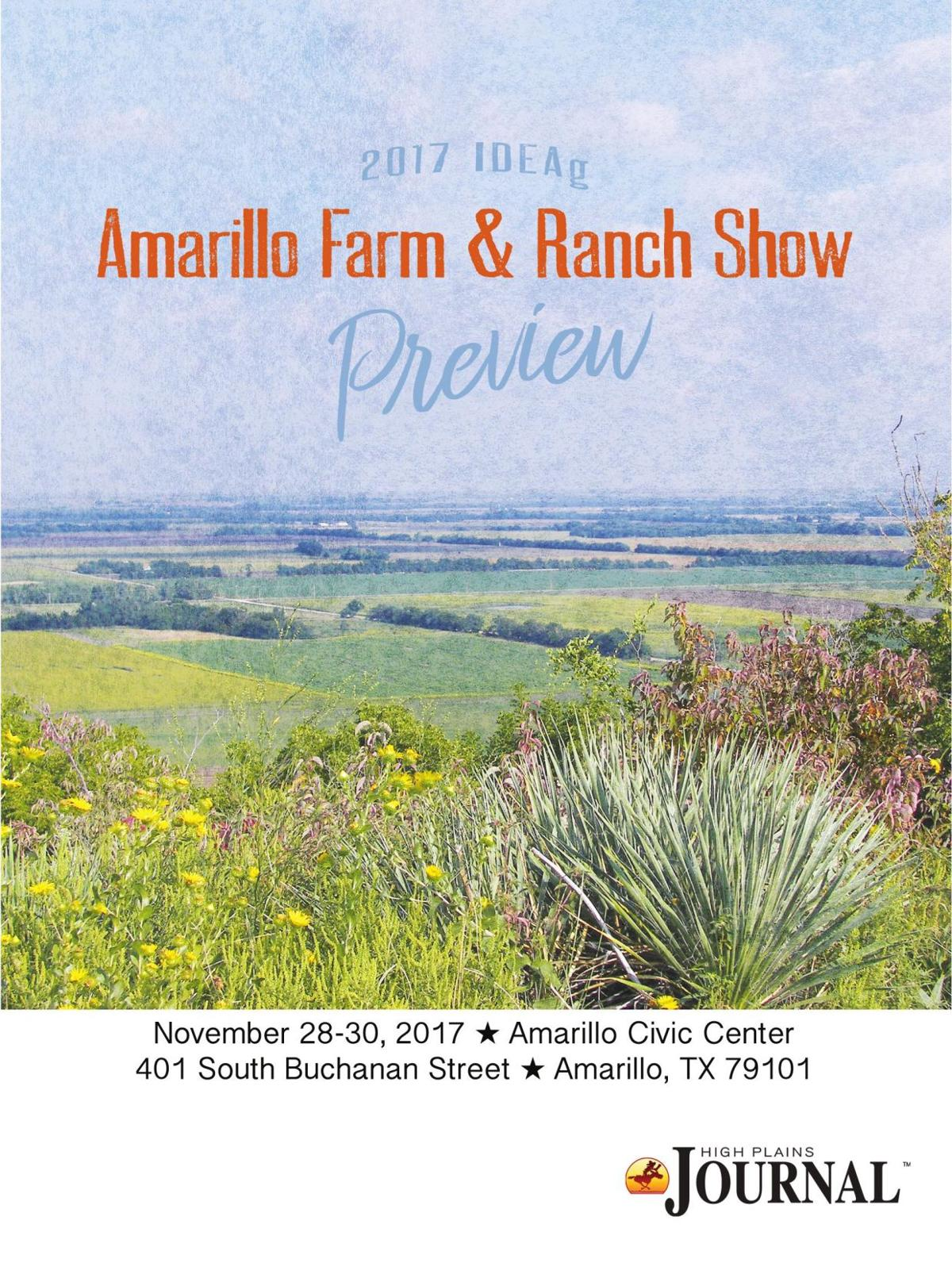 2017 Amarillo Farm Show