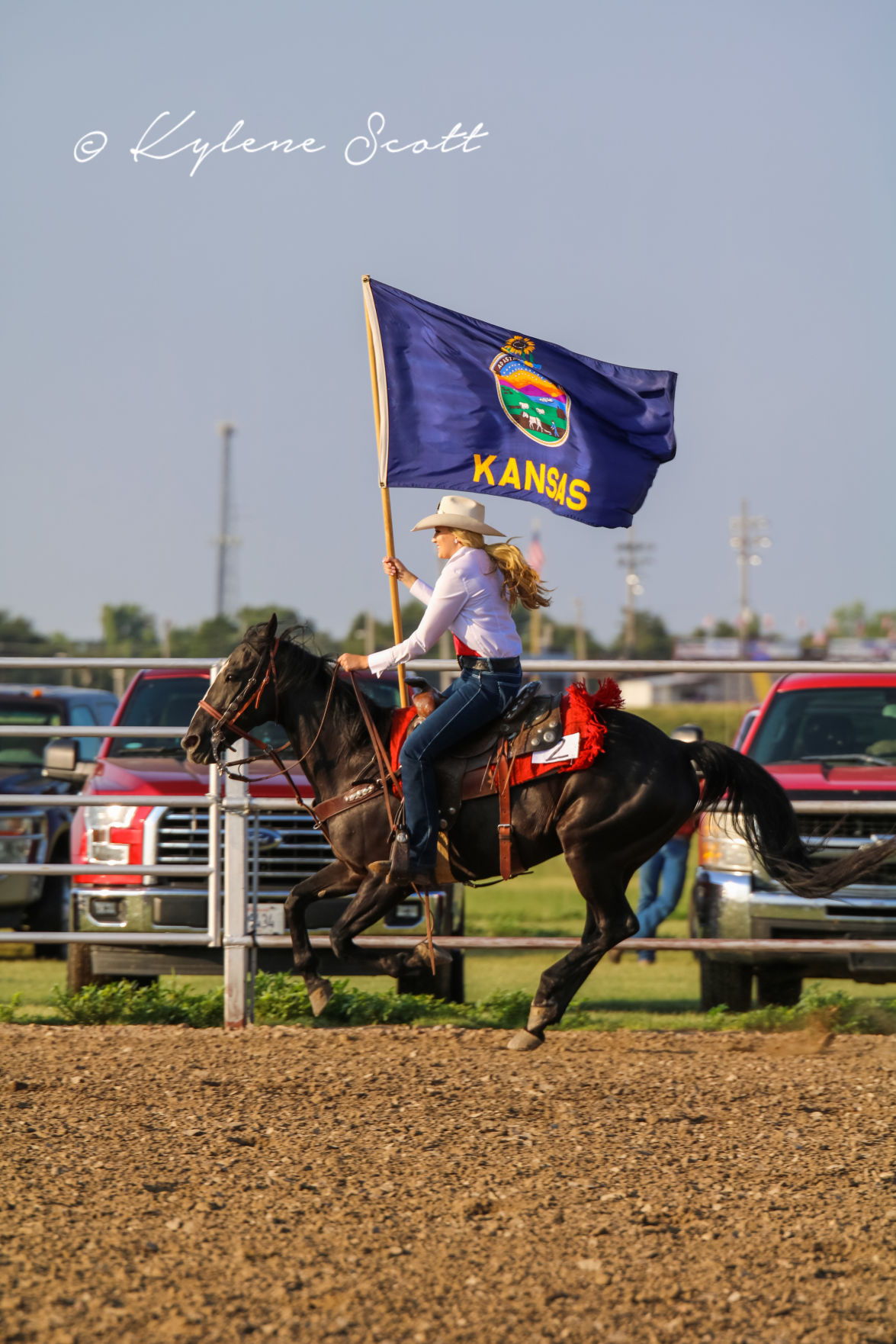 Miss Rodeo Kansas Horsemanship Competition Kylene S Blog