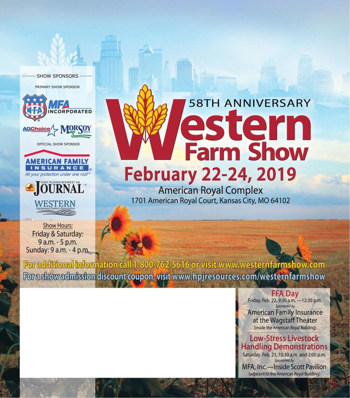2019 Western Farm Show