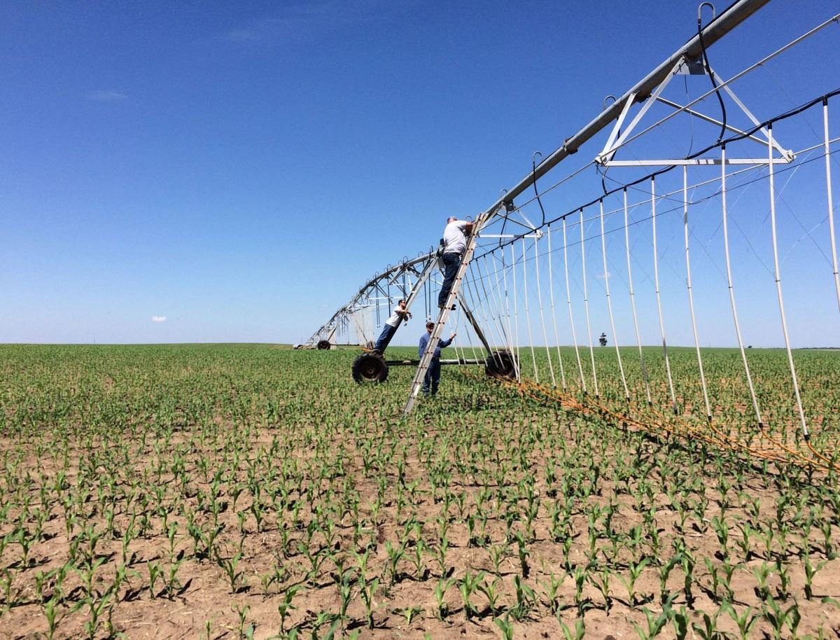 mobile drip is the latest in series of irrigation innovations ag