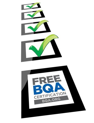 bqa certification hpj