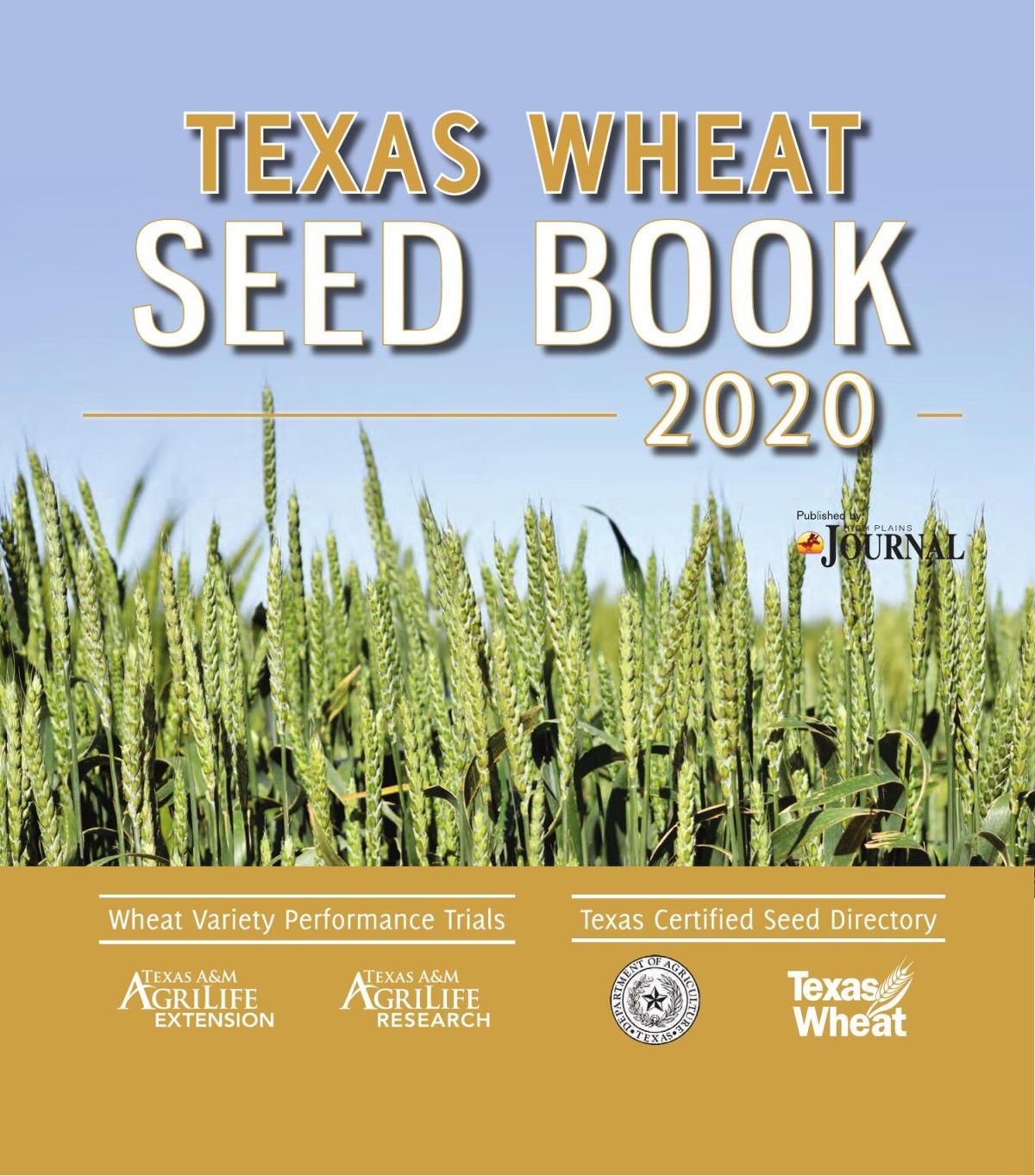 2020 Texas Wheat Book