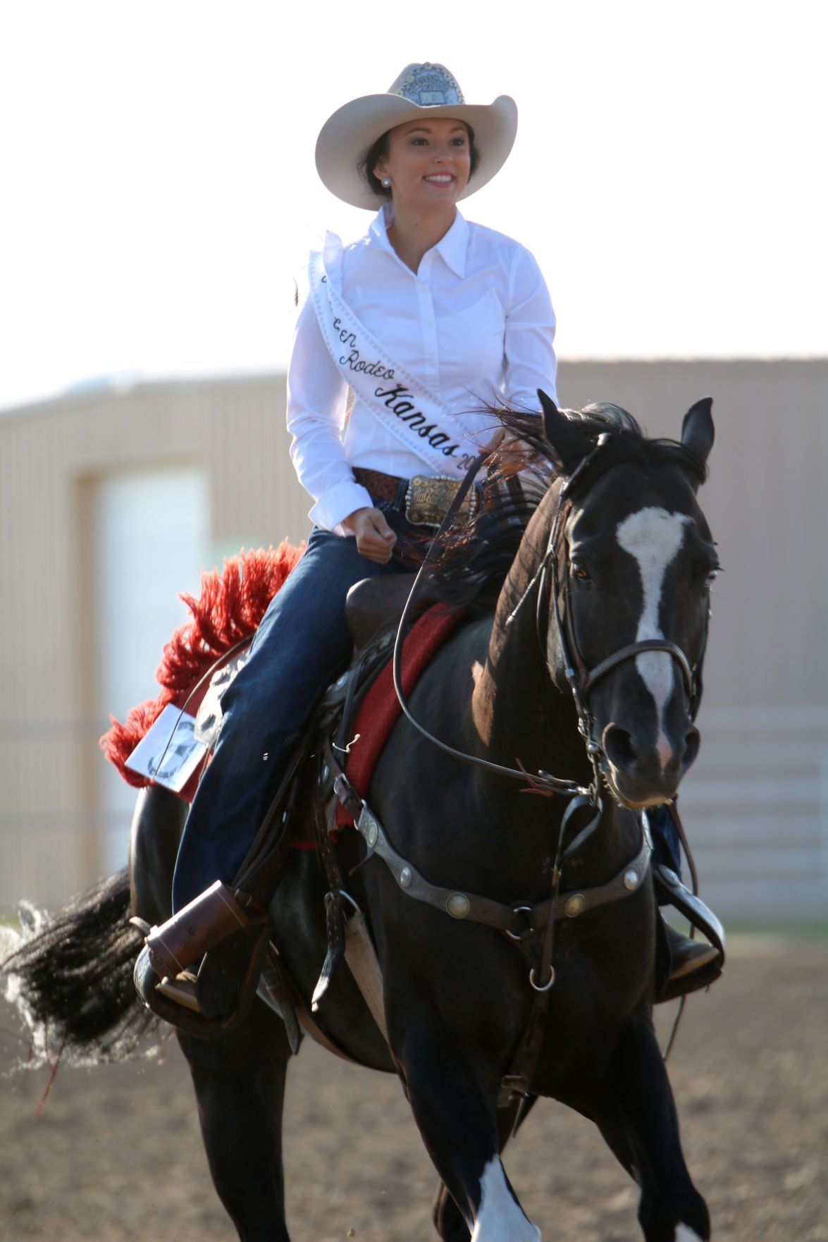 Miss Rodeo Kansas 2019 Crowned Livestock Hpj Com