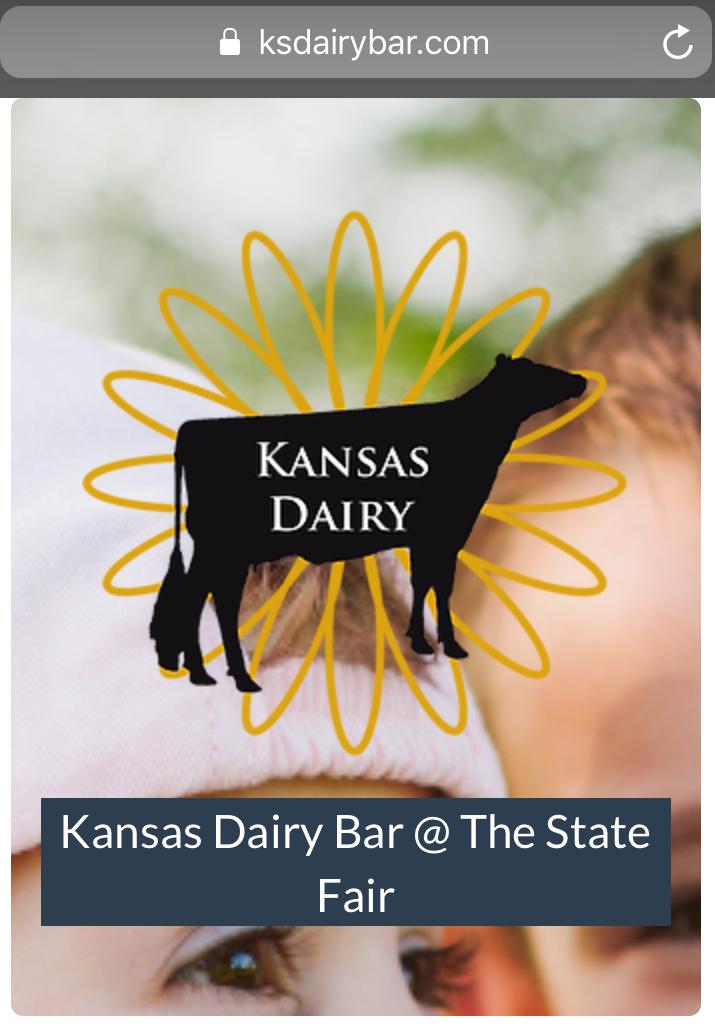 Tasty treats at the Dairy Bar