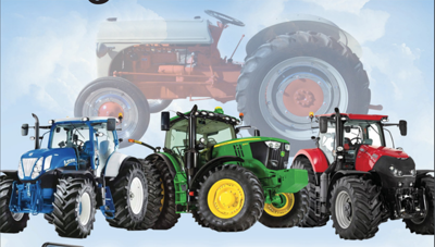 Ag Solutions: Industry looks to past, present and future