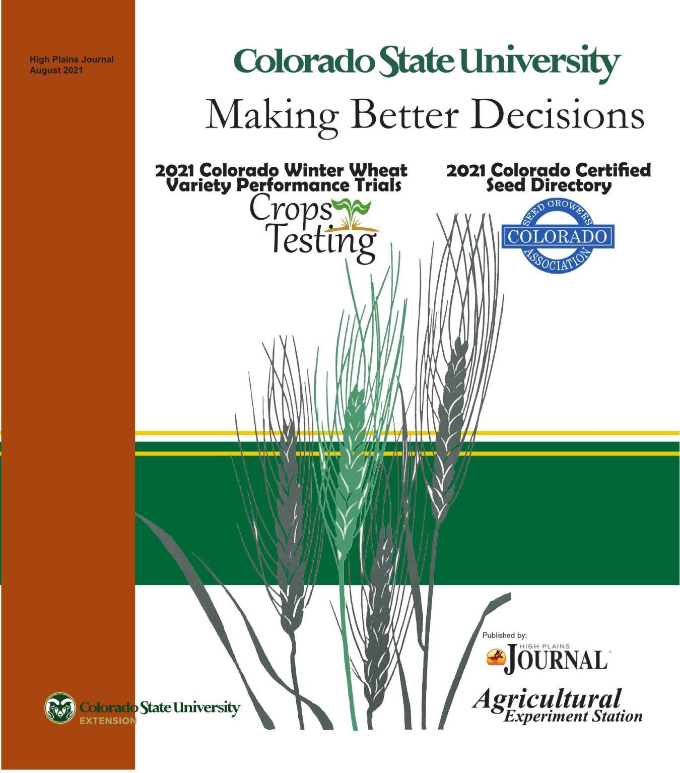 2021 Colorado Wheat Book
