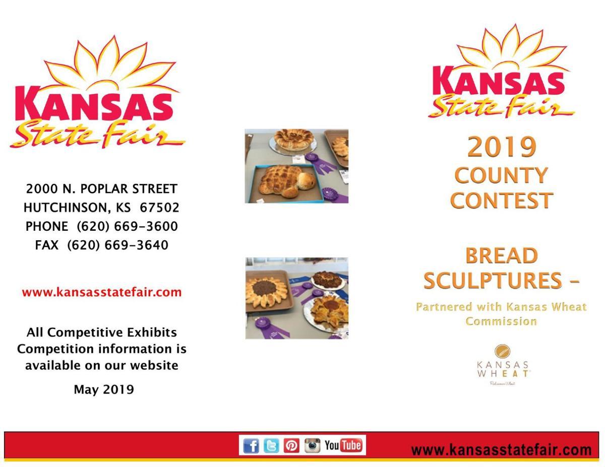 2019 Kansas State Fair Bread Sculpture Contest