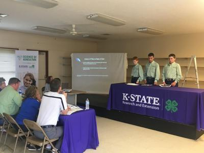 Kansas 4-H Science of Agriculture Challenge pushes students to find answers