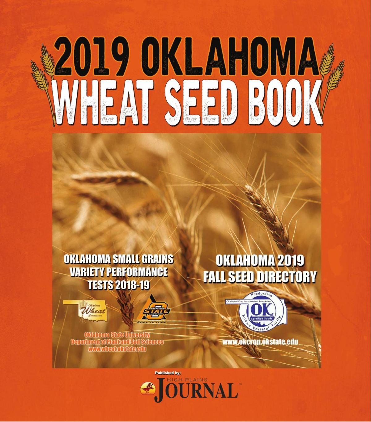 2019 Oklahoma Wheat