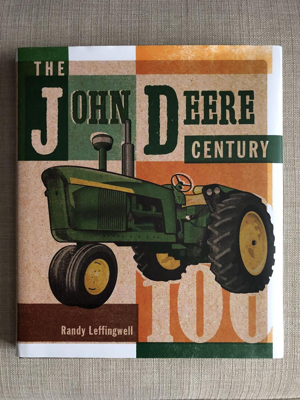 100 years of Deere tractors makes for a great story