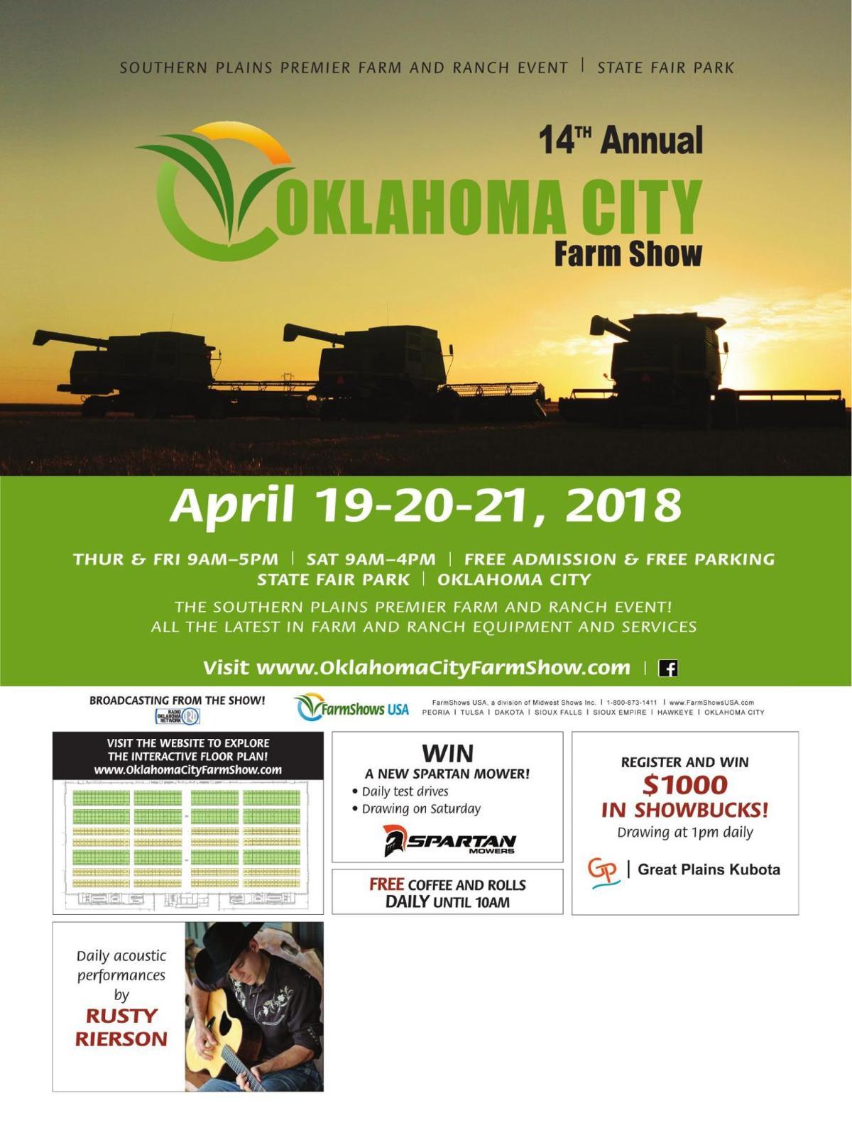 2018 Oklahoma City Farm Show