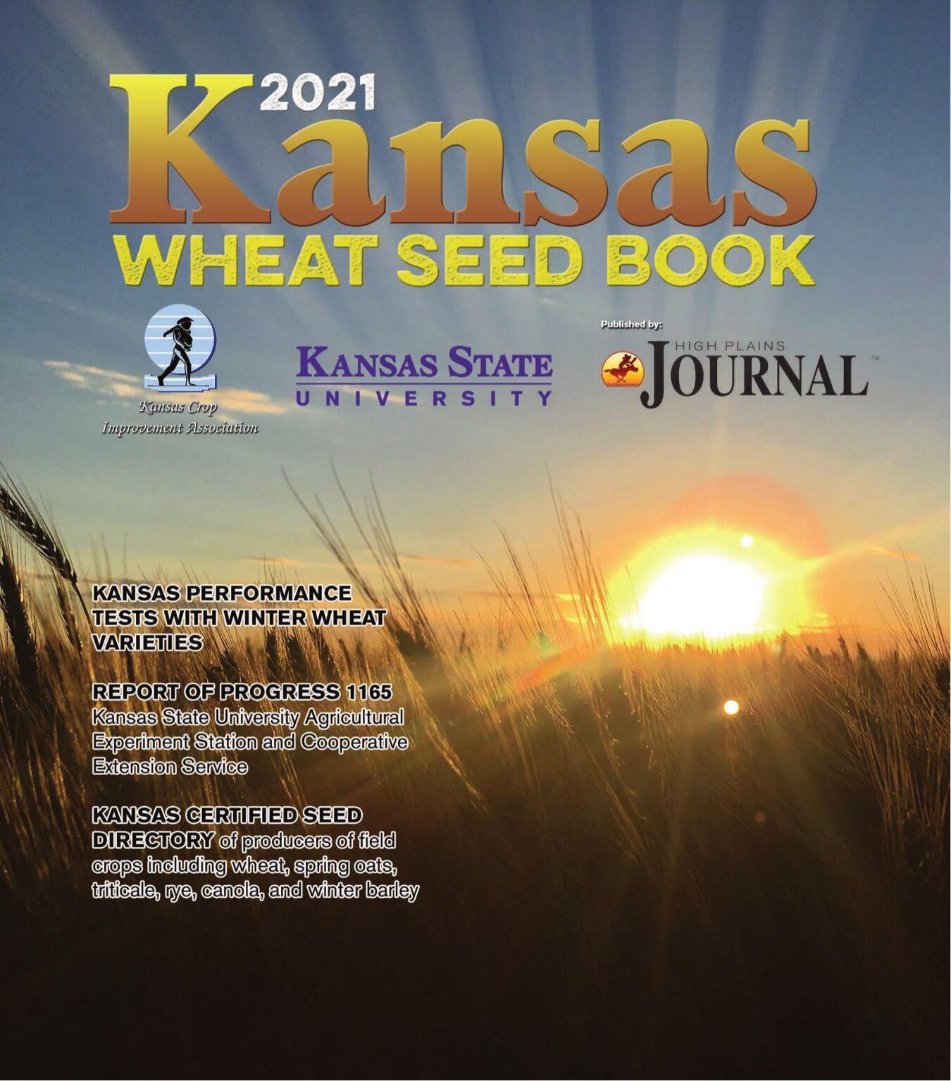2021 Kansas Wheat Book