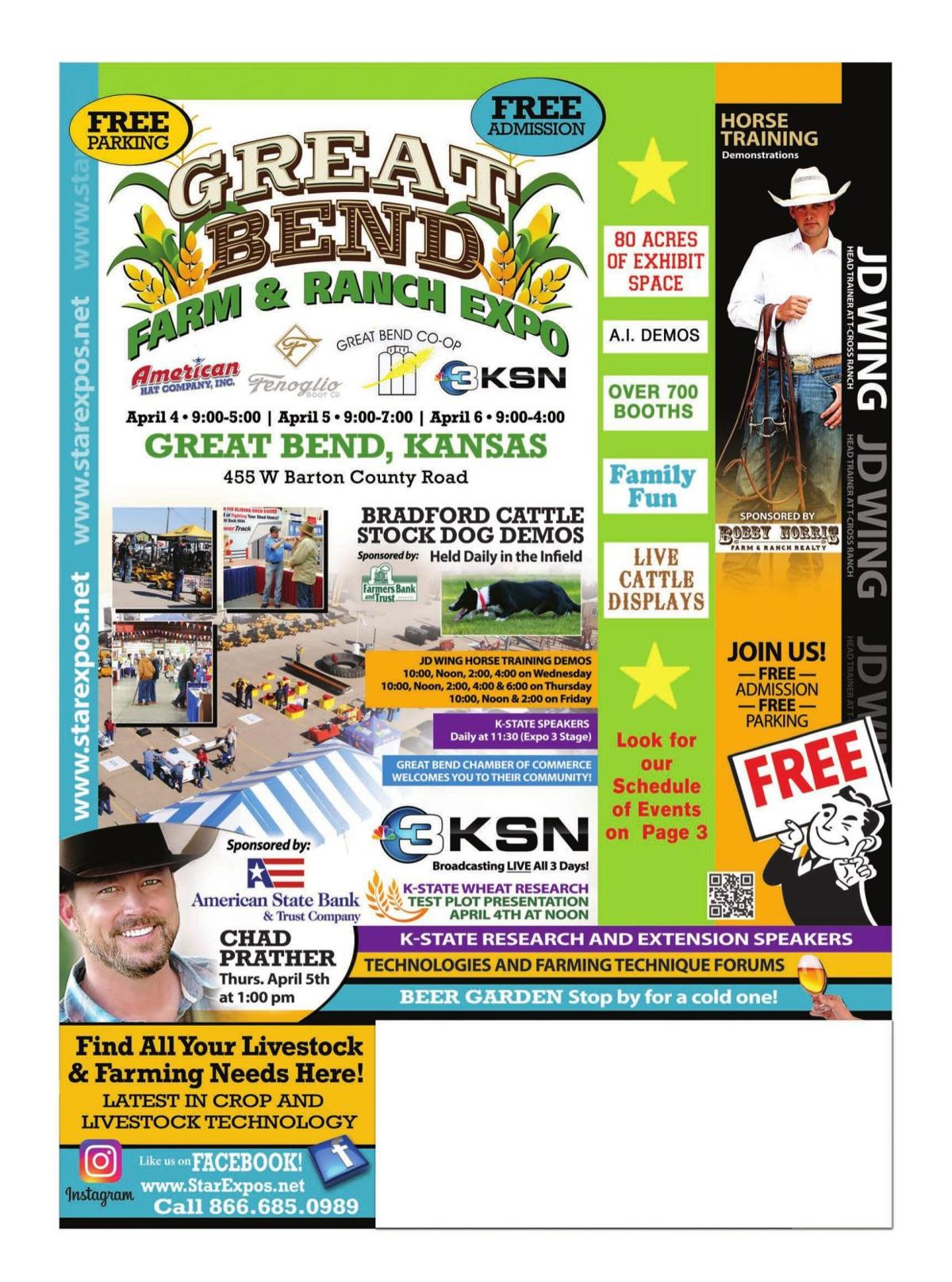 2018 Great Bend Farm Show