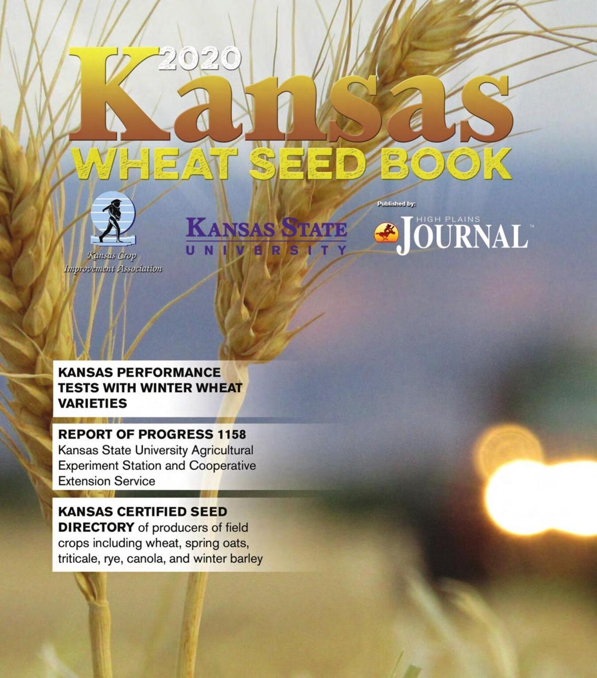 2020 Kansas Wheat Seed Book