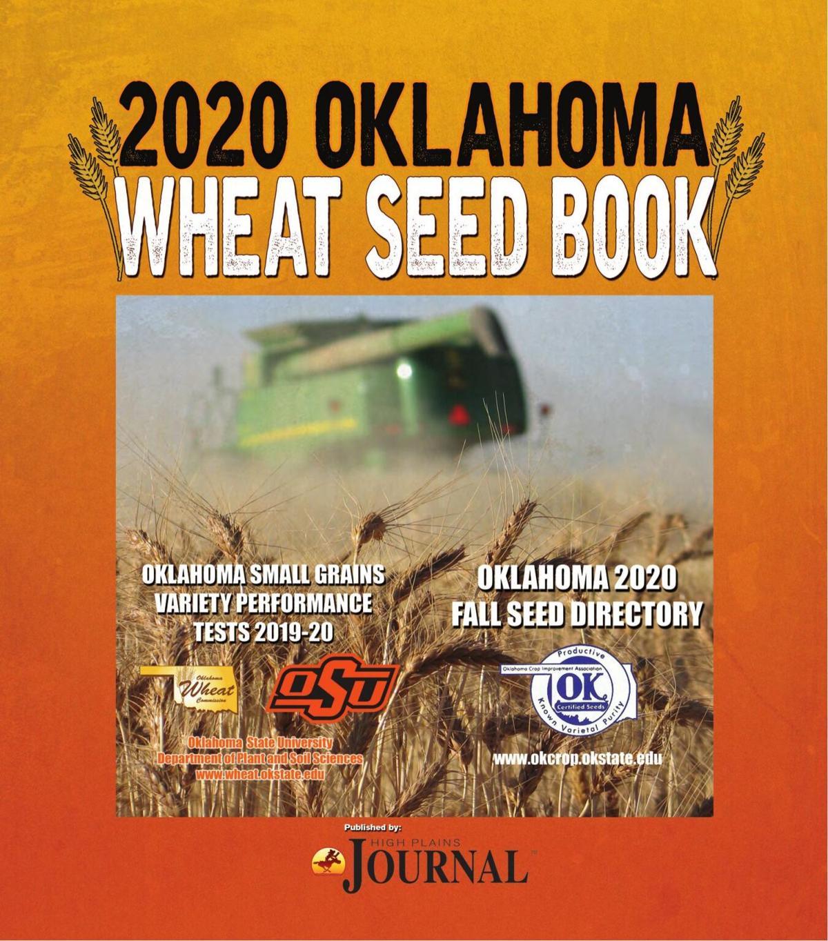 2020 Oklahoma Wheat Seed Book