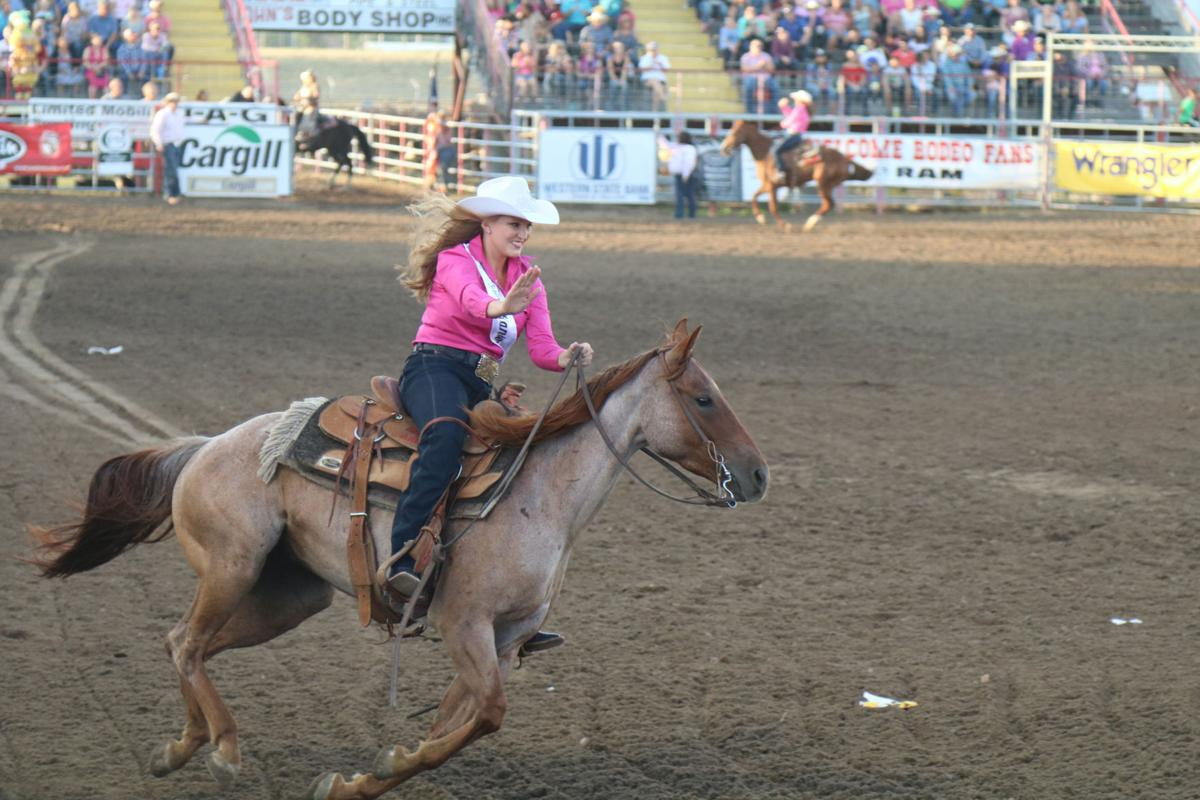 New Miss Rodeo Kansas Passionate To Teach About Sport S