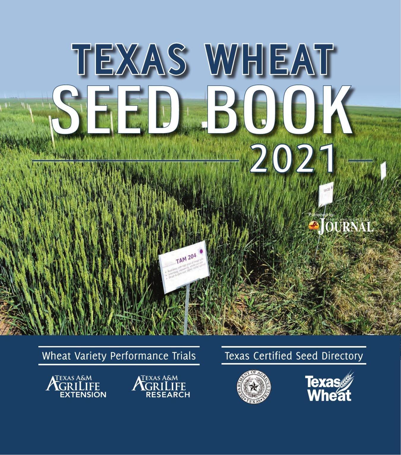 2021 Texas Wheat Book